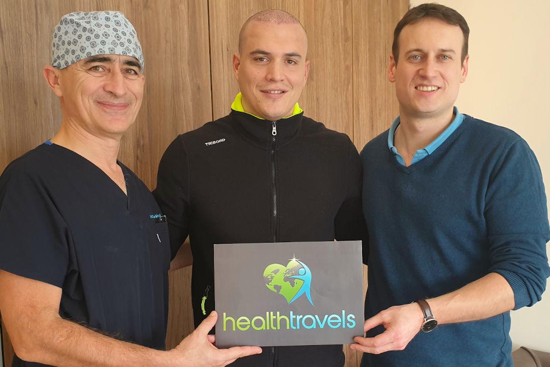Health Travels - Hair Transplant Turkey